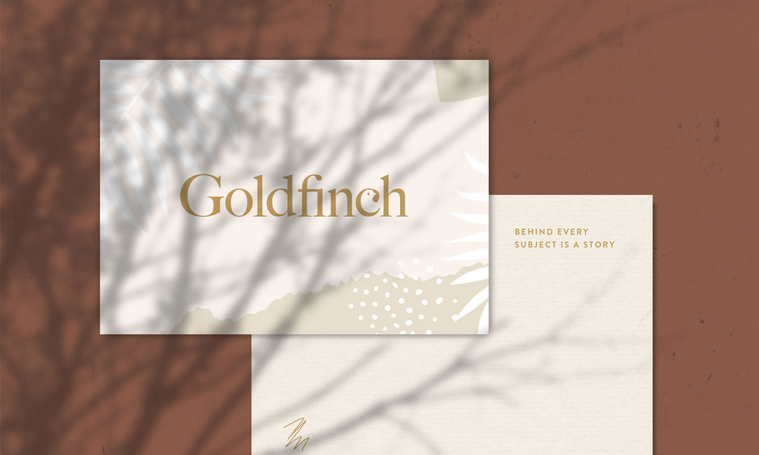 Goldfinch Story Studio